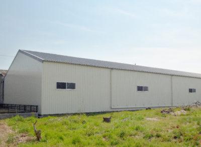 (株)大一・テクノ様川島倉庫内外部改修工事