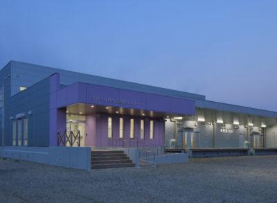 羽島市北部学校給食センター建設工事  上村・昭和JV